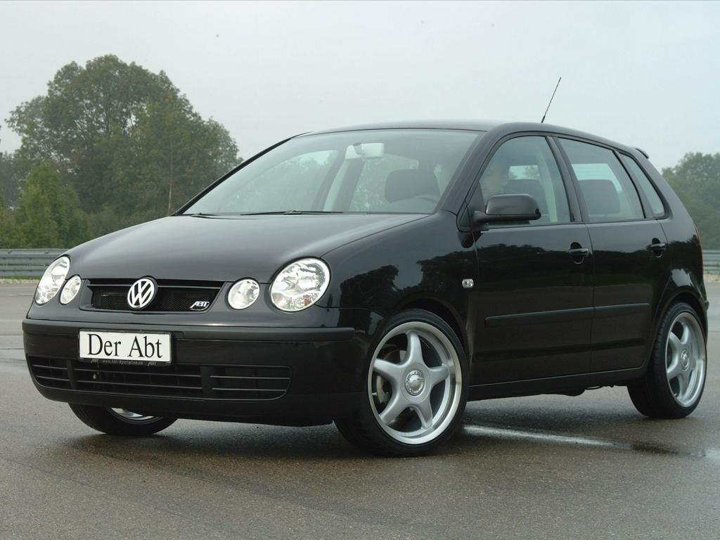 2005 abt vw polo all types of car wallpapers. Black Bedroom Furniture Sets. Home Design Ideas