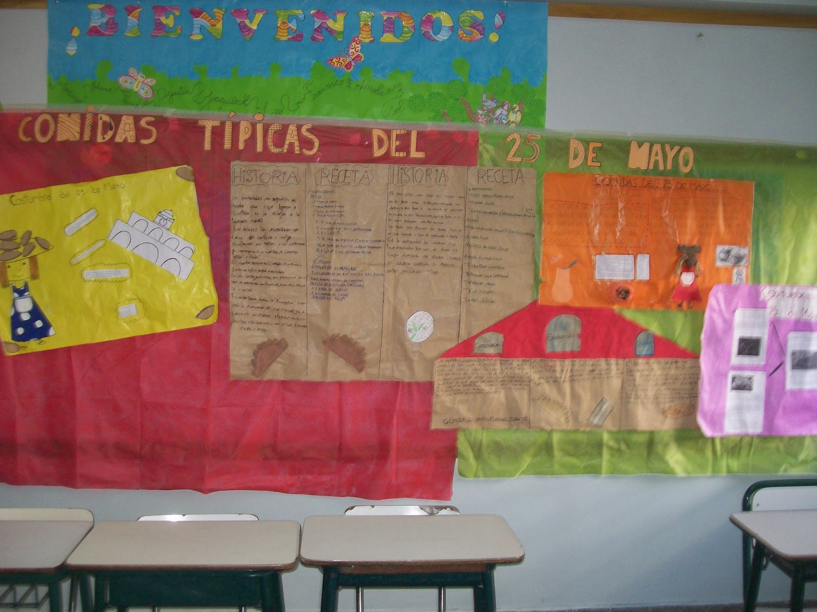 Decoracion escolar del 25 de mayo escuela del sur 2013 25 for Decoracion 25 de mayo nivel inicial