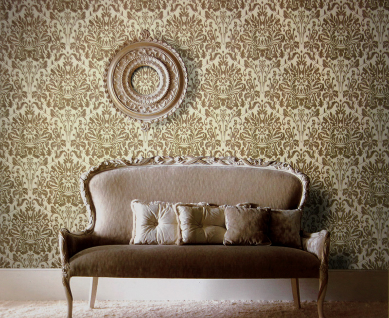 Wall Paper Home Decor