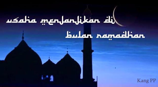 Bisnis dan Usaha Menjanjikan di Bulan Ramadhan