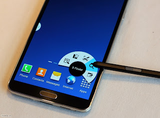 Samsung Galaxy Note III,  2.3GHz, 3GB RAM, 13MP, 3200mAh and the new S Pen
