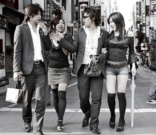 modern fashion, japan fashion, motif kembang, model baju jepang, Modern Japanese Fashion, Hot trend In Japanese every time
