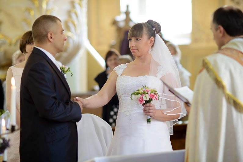 Vestuvės Panevėžio Katedroje