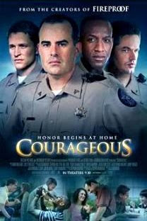 Courageous, 2011, movie, poster
