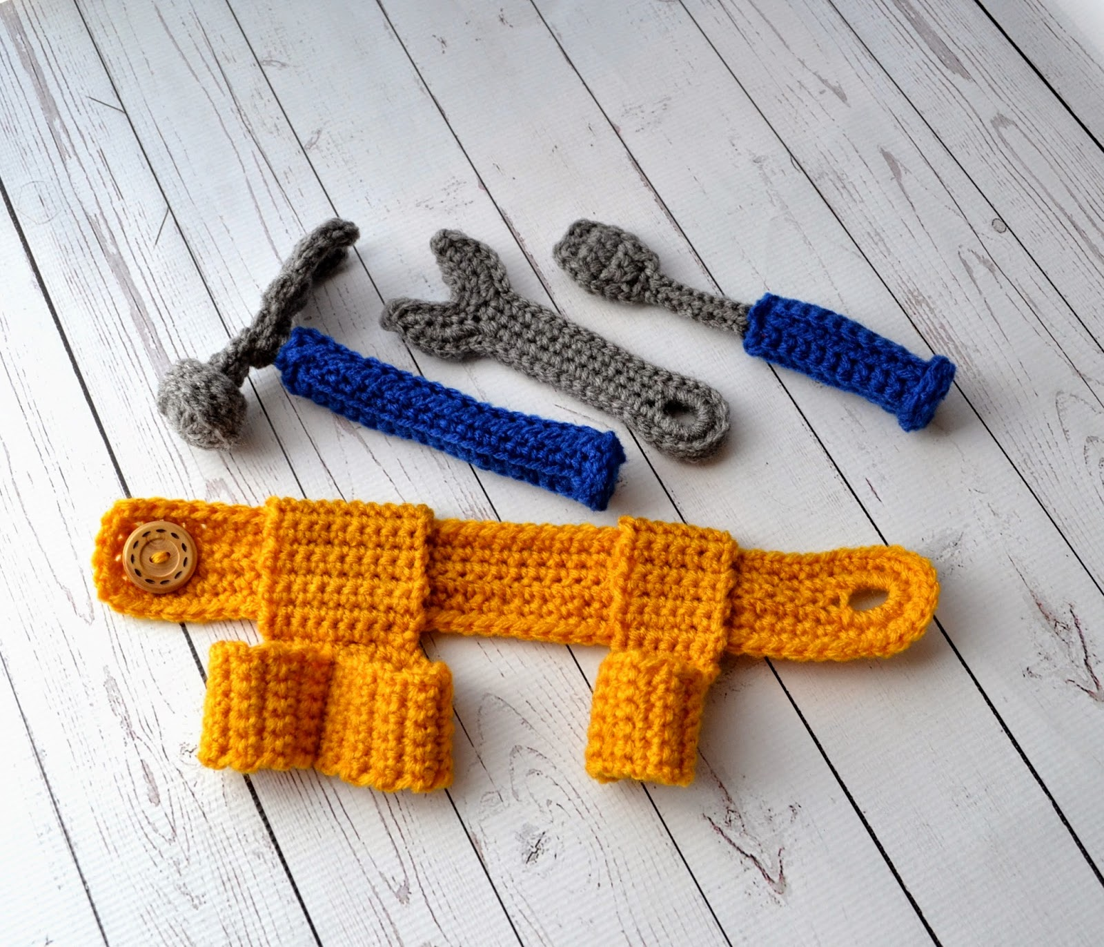 Crochet Tool Belt images