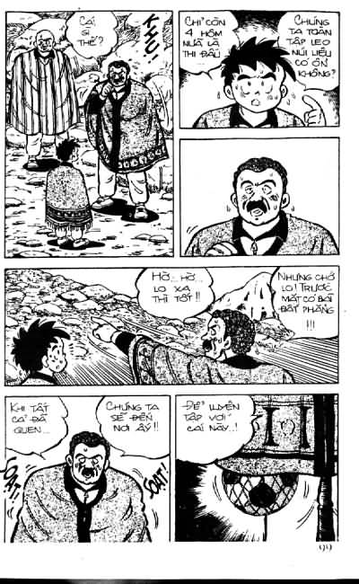 Jindodinho - Đường Dẫn Đến Khung Thành III Tập 26 page 99 Congtruyen24h