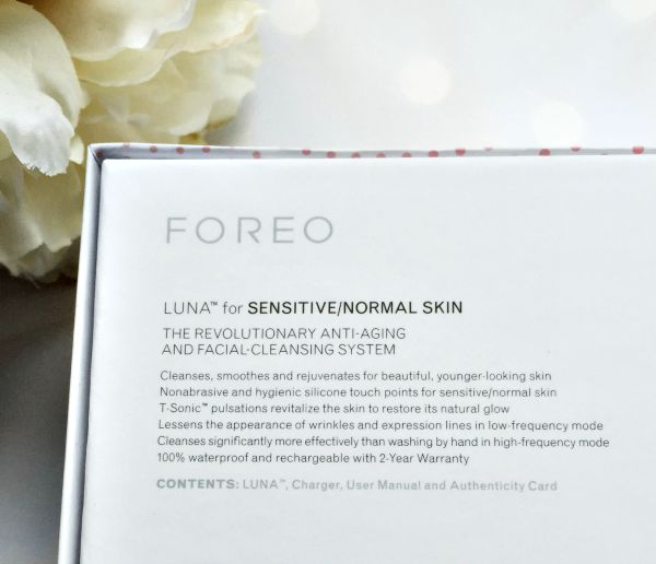 FOREO LUNA Sensitive/Normal Skin Review