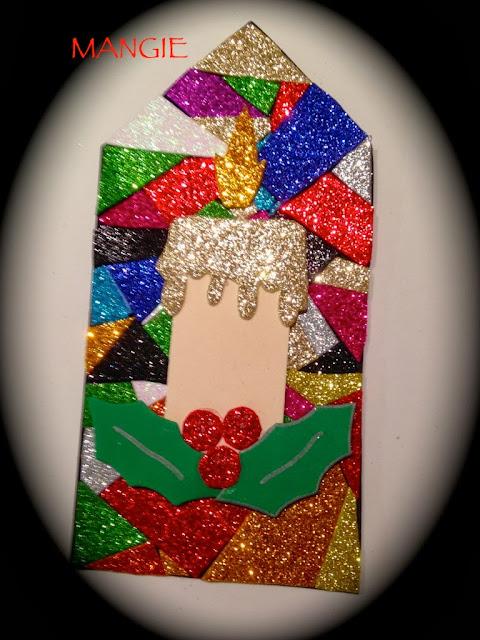 Mosaico navidad