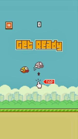 "Game ""Flappy Bird"" Untung Rp. 608jt Per Hari"