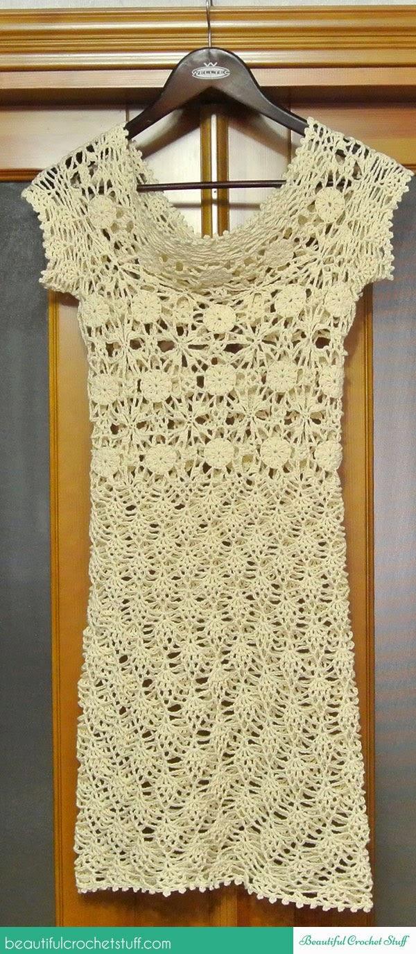 http://beautifulcrochetstuff.com/white-lace-dress-photo-tutorial-diagrams/