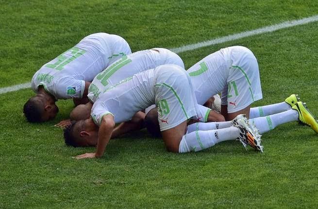 مشاهدة أهداف مباراة الجزائر وبلجيكا 1-2 كأس العالم 2014 يوتيوب
