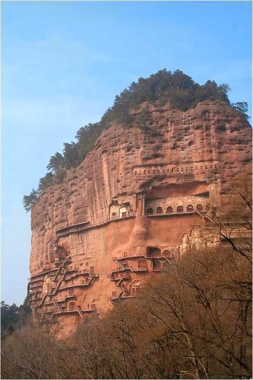 Maytszishan Caves 1