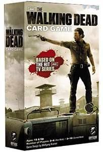 Juego de cartas Walking Dead