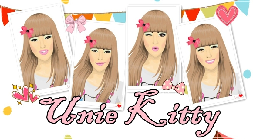 Unie Kitty's Blog