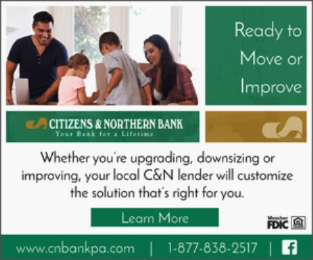 C & N Bank--Click Ad for more information