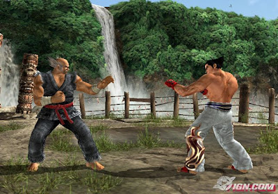 Tekken 5 Game Full Version for PC Free Download