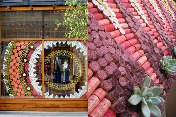 Get the details behind those famous Anthropologie window displays