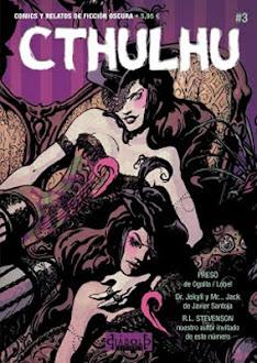 REVISTA CTHULHU #3 (2008)