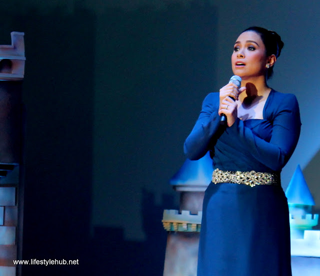 globe and walt disney lea salonga