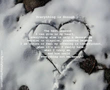 Everything is Enough