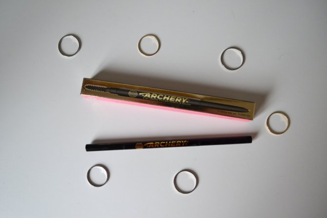 Soap & Glory 2 in 1 Archery Brow Filling Pencil & Brush