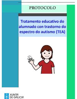 PROTOCOLO DE TRATAMENTO EDUCATIVO DE ALUMNADO CON TEA