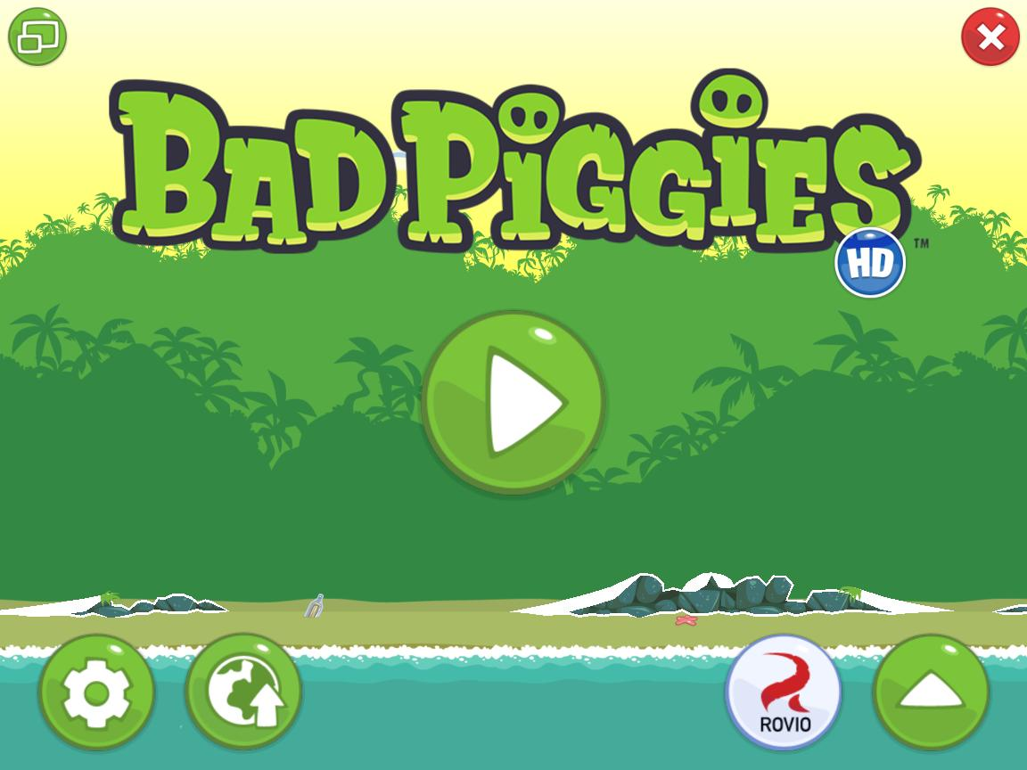 angry birds bad piggies game free download for pc full version