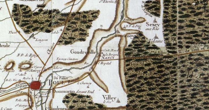 Mesracinesfamiliales g comme gondreville 54 paroisse for Gondreville 54