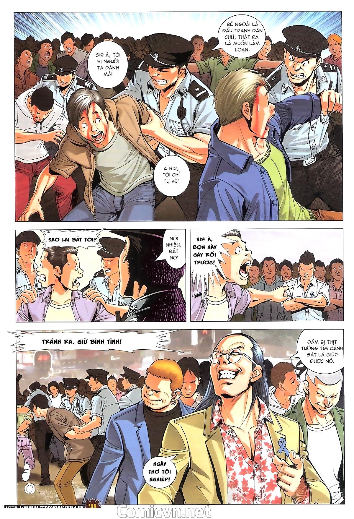 Người Trong Giang Hồ Chap 1768 - Next Chap 1769