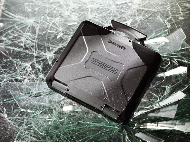Laptop Tahan Banting Panasonic Toughbook 31 kini Punya Baterai Tahan Lama 18 Jam