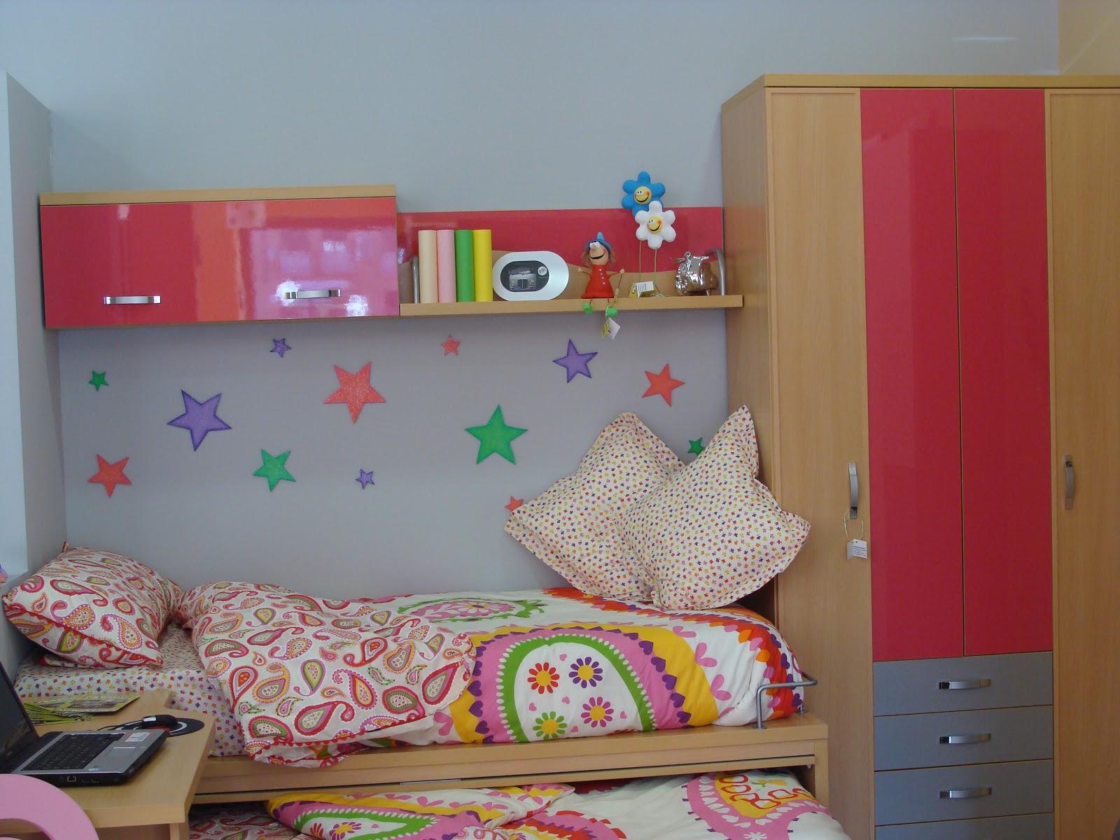 Muebles juveniles dormitorios infantiles y habitaciones for Oferta dormitorio infantil