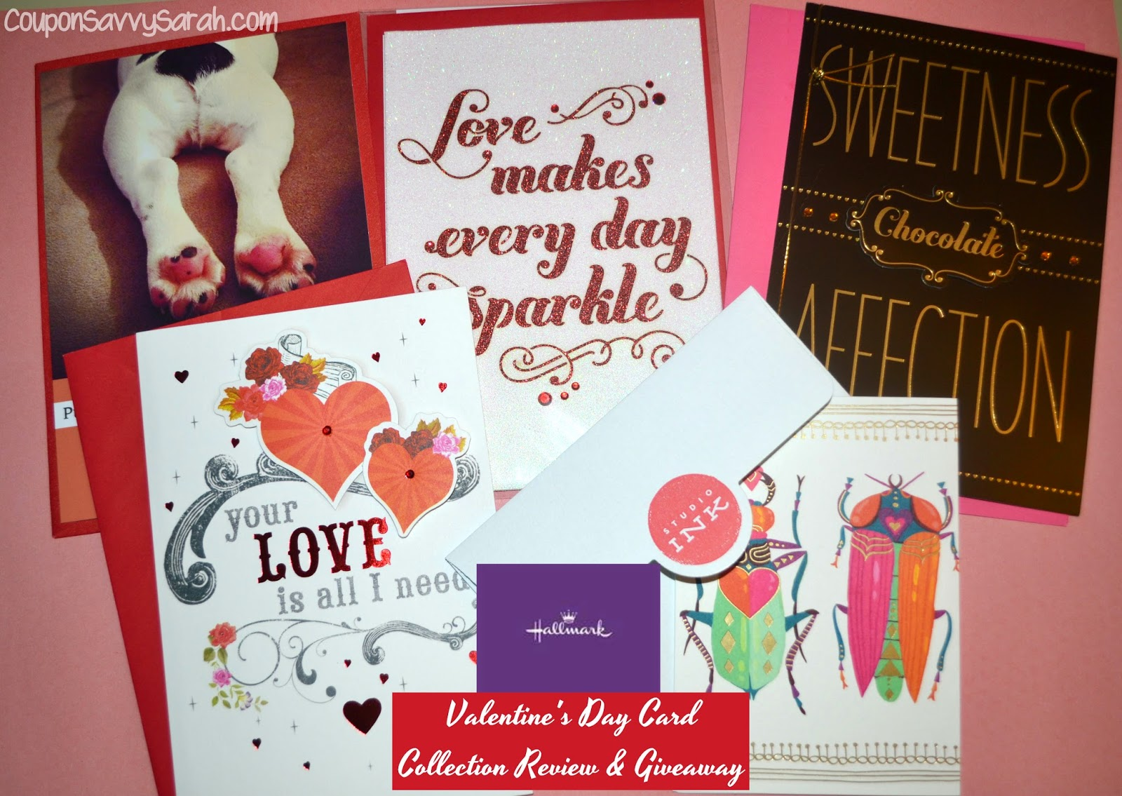 Coupon Savvy Sarah Hallmark Valentines Day Card Collection – Hallmark Valentine Cards