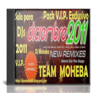 MusicaRemix Diciembre (2011) By Team Moheba