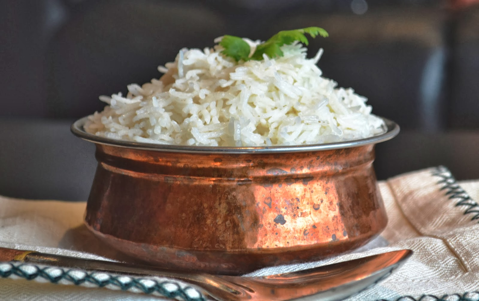 How to make basmati rice