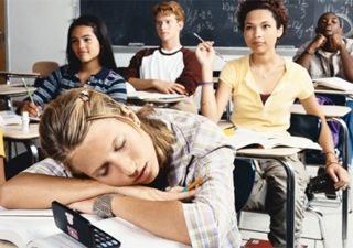 Study Doctor: Tutoring Tips: How to Deal with Sleepy Students  Sleeping Student In Class