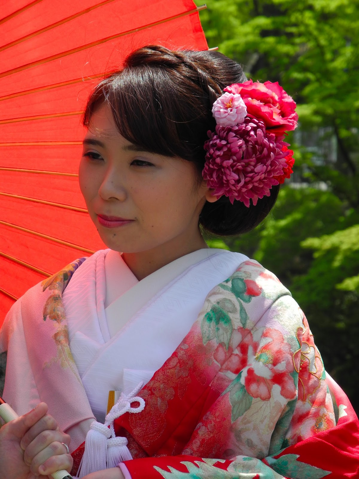 camirtw  japanese people in traditional clothes