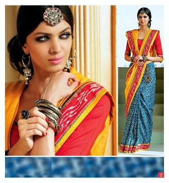 Designer Saree Dresses