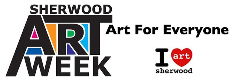 Sherwood Art Week - Art for Everyone.