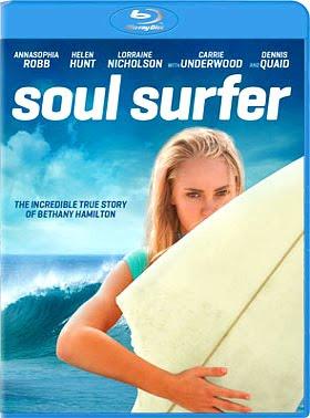 Filme Poster Soul Surfer - Coragem de Viver BDRip XviD Dual Áudio & RMVB Dublado