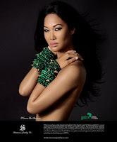 Russell Simmons Bracelet Green1