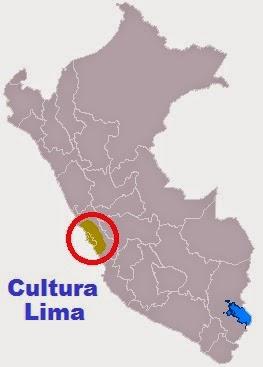 ubicación cultura Lima