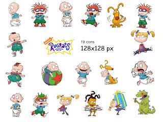 Imagenes de Rugrats