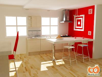 Dapur Sederhana Cantik on Desain Dapur Cantik Desain Dapur Dan Ruang Makan Desain Dapur