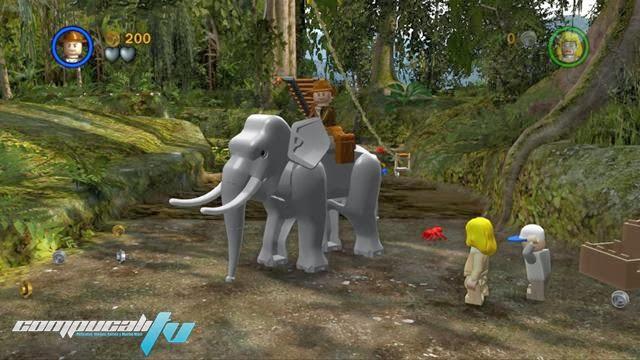 LEGO Indiana Jones 1 The Original Adventures PC Full Español
