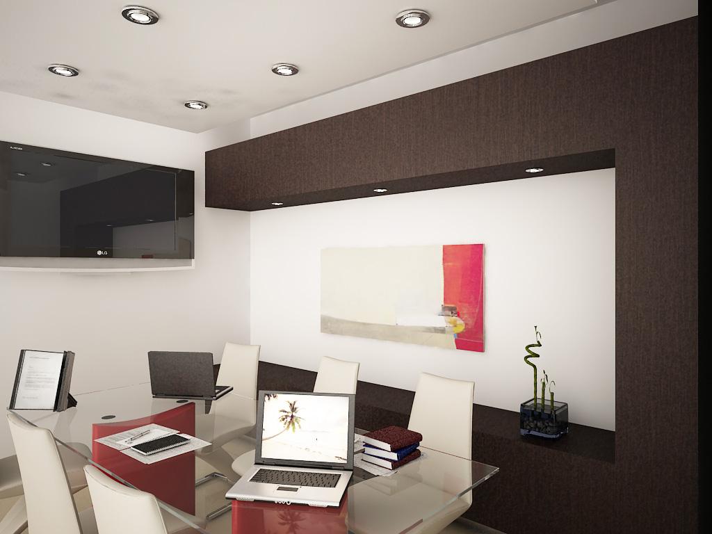 Dise o de espacios interiores remodelaci n oficinas de for Diseno de espacios interiores