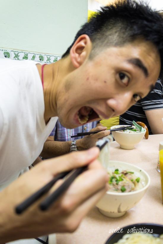 Ho Fun Beef Brisket Noodles at Kau Kee Restaurant | Svelte Salivations