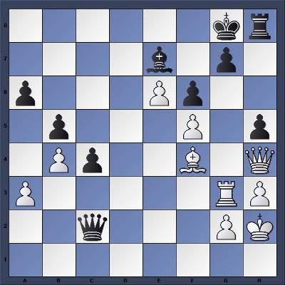 Les Blancs jouent et matent en 7 coups - Niveau Fort