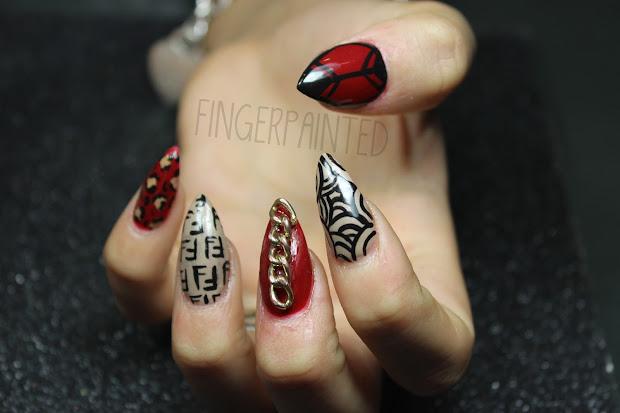 nail design short nails 2013