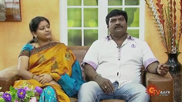 Virundhinar Pakkam – Sun TV Show 22-11-2013