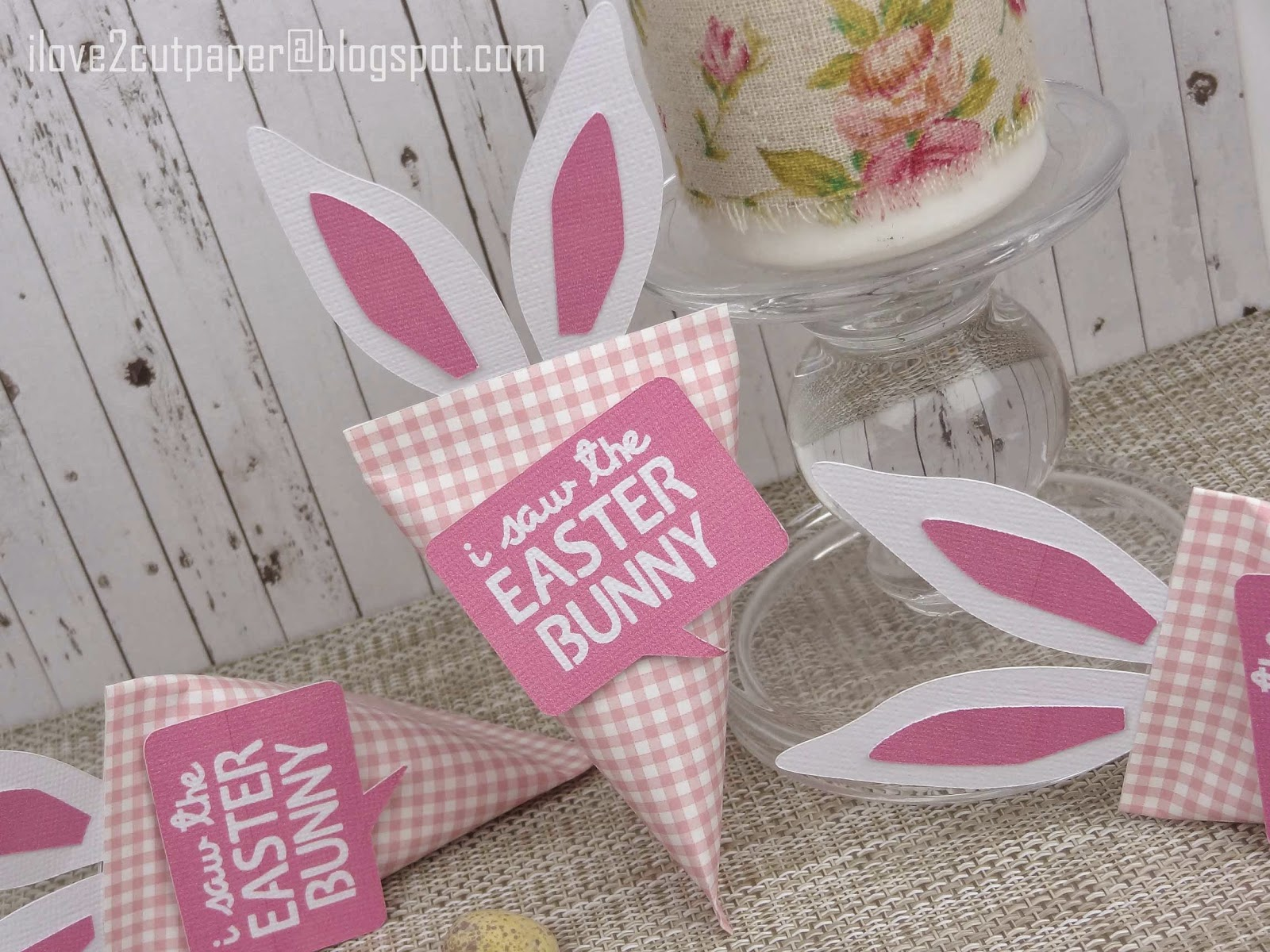 Easter, lettering delights, pazzles inspiration vue, sour cream containers